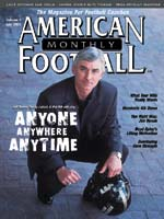 American Football Monthly July 2003 Issue Online