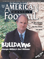 American Football Monthly October 2003 Issue Online