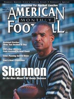 American Football Monthly April 2004 Issue Online