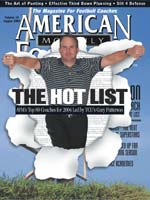 American Football Monthly August 2004 Issue Online