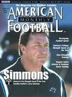 American Football Monthly March 2004 Issue Online