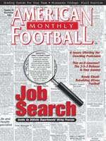 American Football Monthly November 2004 Issue Online