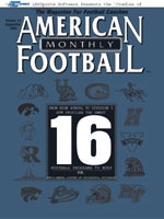 American Football Monthly September 2004 Issue Online