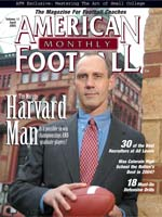 American Football Monthly April 2005 Issue Online