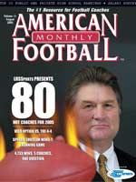 American Football Monthly August 2005 Issue Online