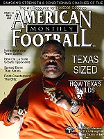American Football Monthly March 2006 Issue Online