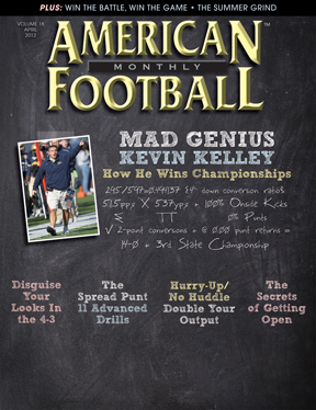 American Football Monthly April 2012 Issue Online
