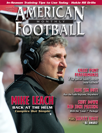 American Football Monthly October 2012 Issue Online