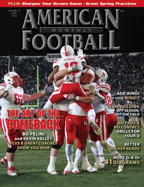 American Football Monthly April 2013 Issue Online