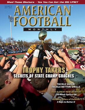American Football Monthly July 2013 Issue Online
