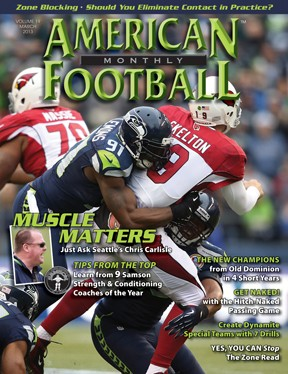 American Football Monthly March 2013 Issue Online