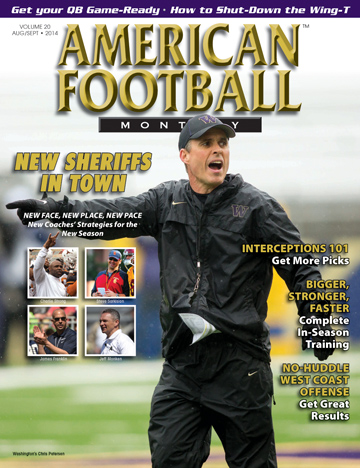 American Football Monthly August 2014 Issue Online