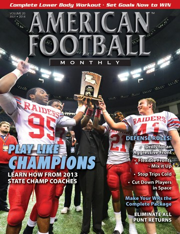 American Football Monthly July 2014 Issue Online