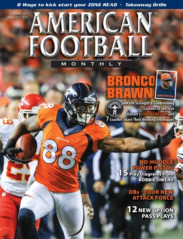 American Football Monthly March 2014 Issue Online