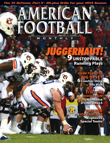 American Football Monthly May 2014 Issue Online