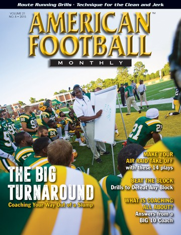 American Football Monthly August 2015 Issue Online