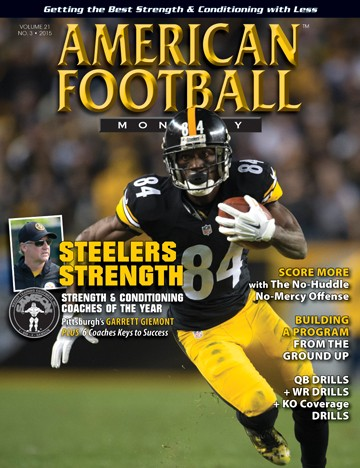 American Football Monthly March 2015 Issue Online