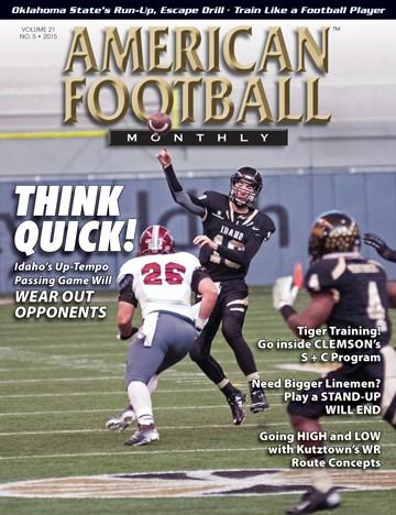 American Football Monthly May 2015 Issue Online