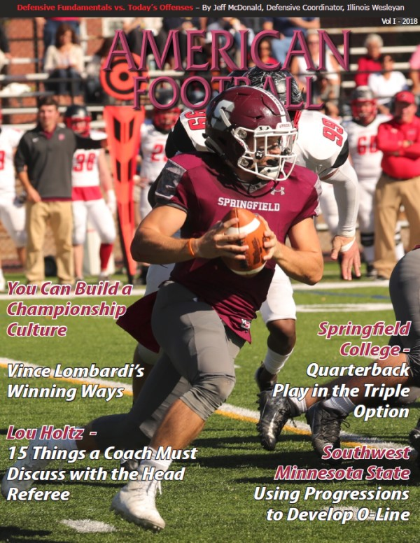 American Football Monthly August 2018 Issue Online