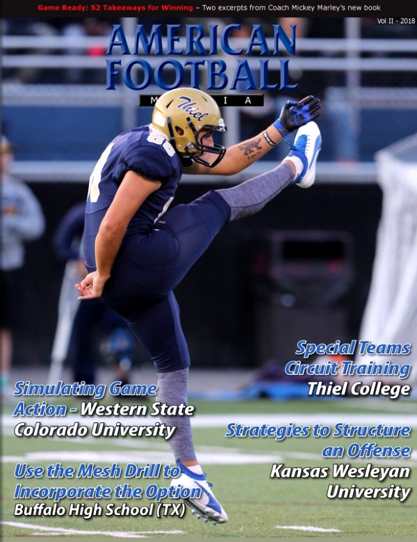 American Football Monthly November 2018 Issue Online