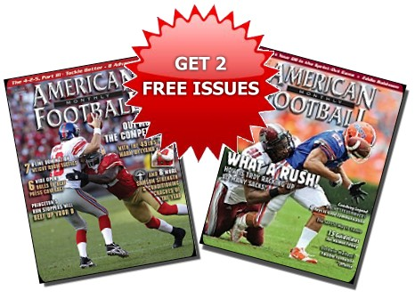 Subscribe and get 2 free issues!