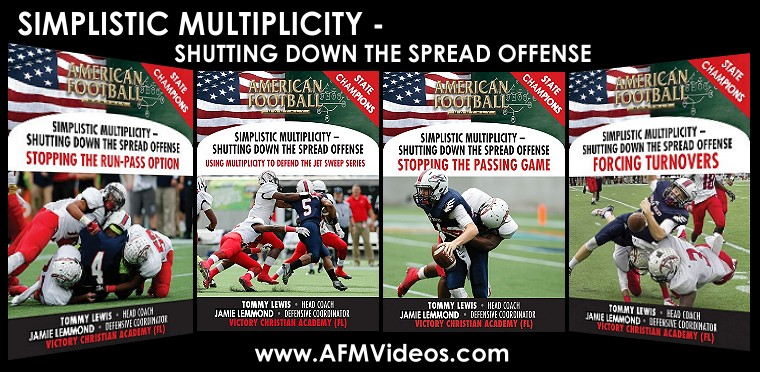 Shutting Down the Spread Offense