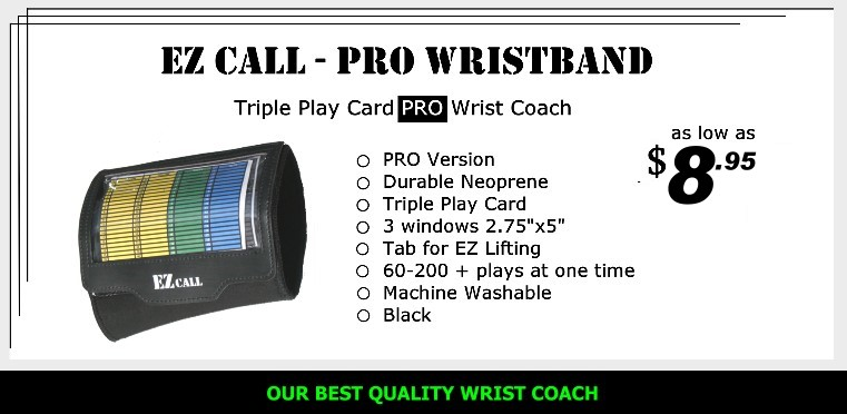 EZ Call Wristbands